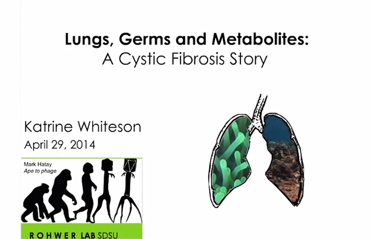 Lungs, Germs and Metabolites: A Cystic Fibrosis Story