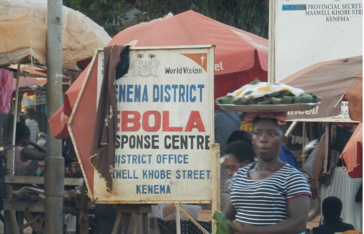 Arming the Outposts in the War Against Ebola