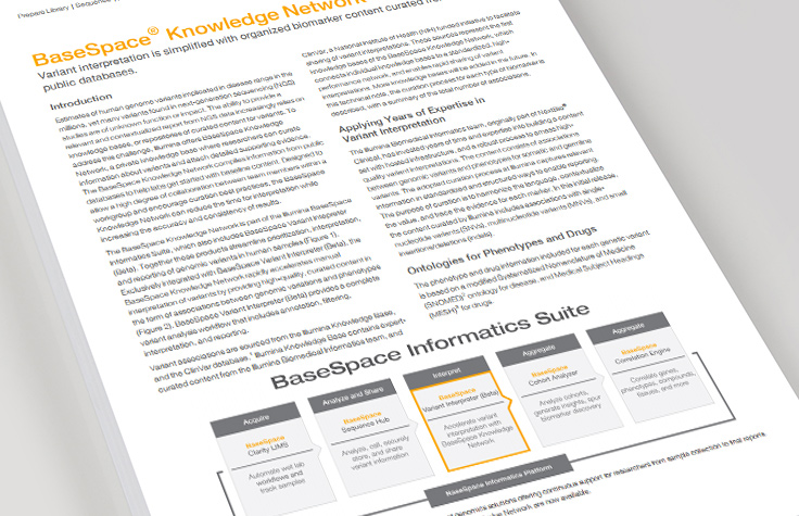 BaseSpace Knowledge Network Tech Note
