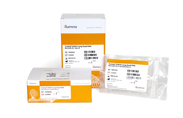 TruSeq Synthetic Long-Read DNA Library Prep Kit