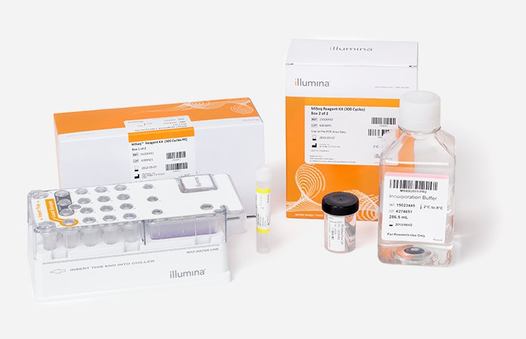 Improved MiSeq Reagents