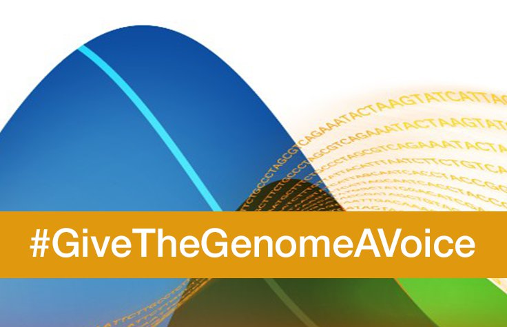 Give the Genome a Voice
