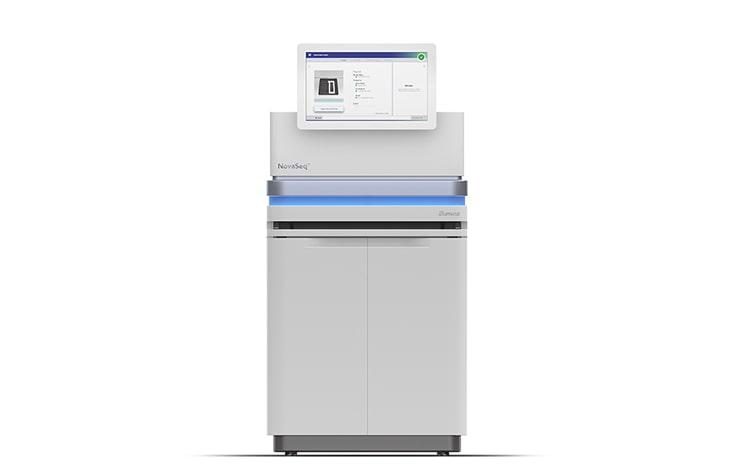 NovaSeq 6000 システム