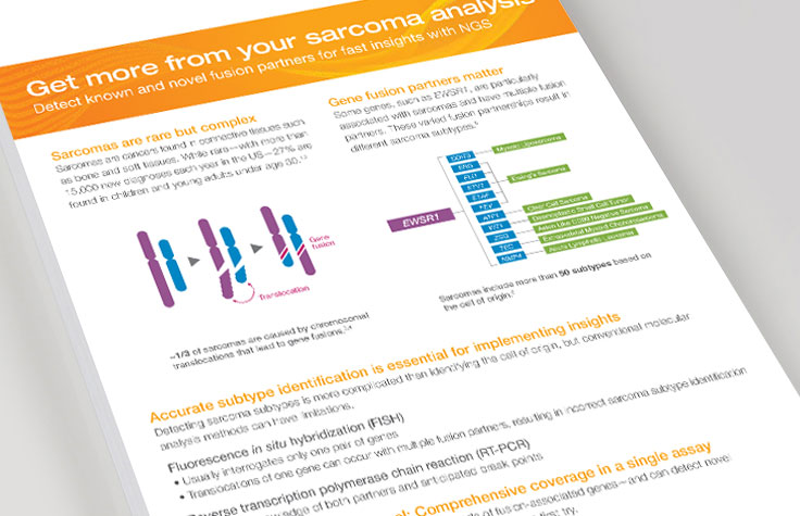 Accurate Gene Fusion Detection in Sarcomas