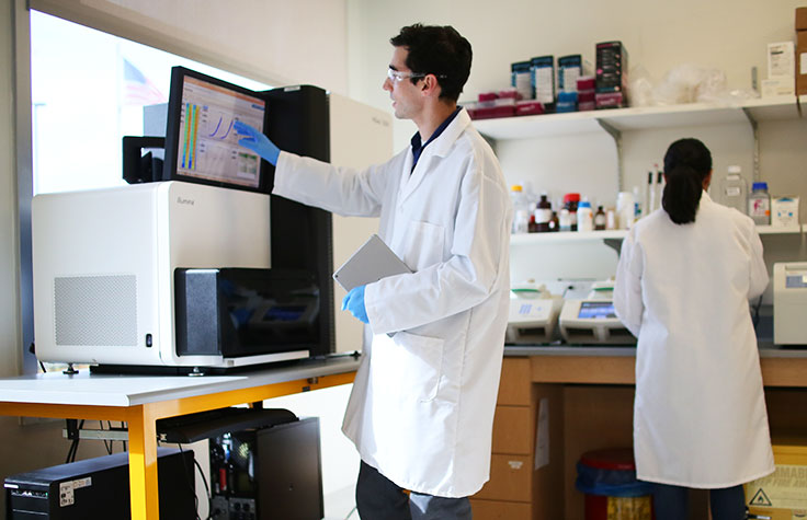 Next-Generation Sequencing Helps Fight Infectious Diseases Globally