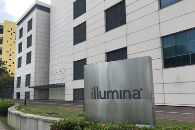 Illumina Asia Pacific offices