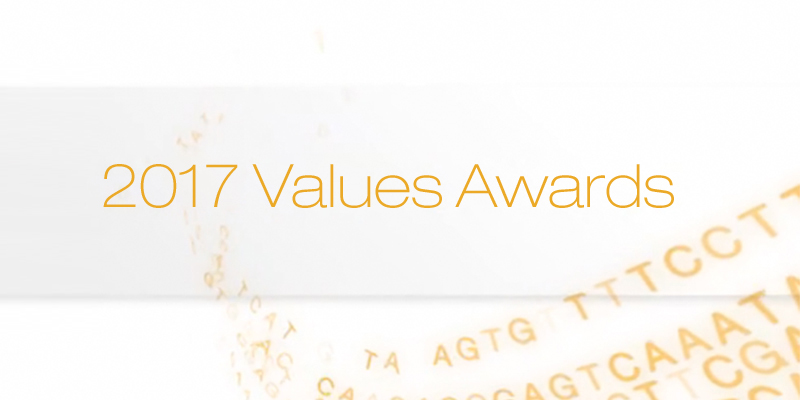 2017 Values Awards