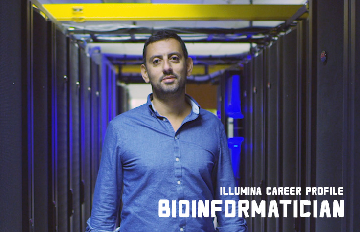 Illumina Career Profile - Bioinformatician