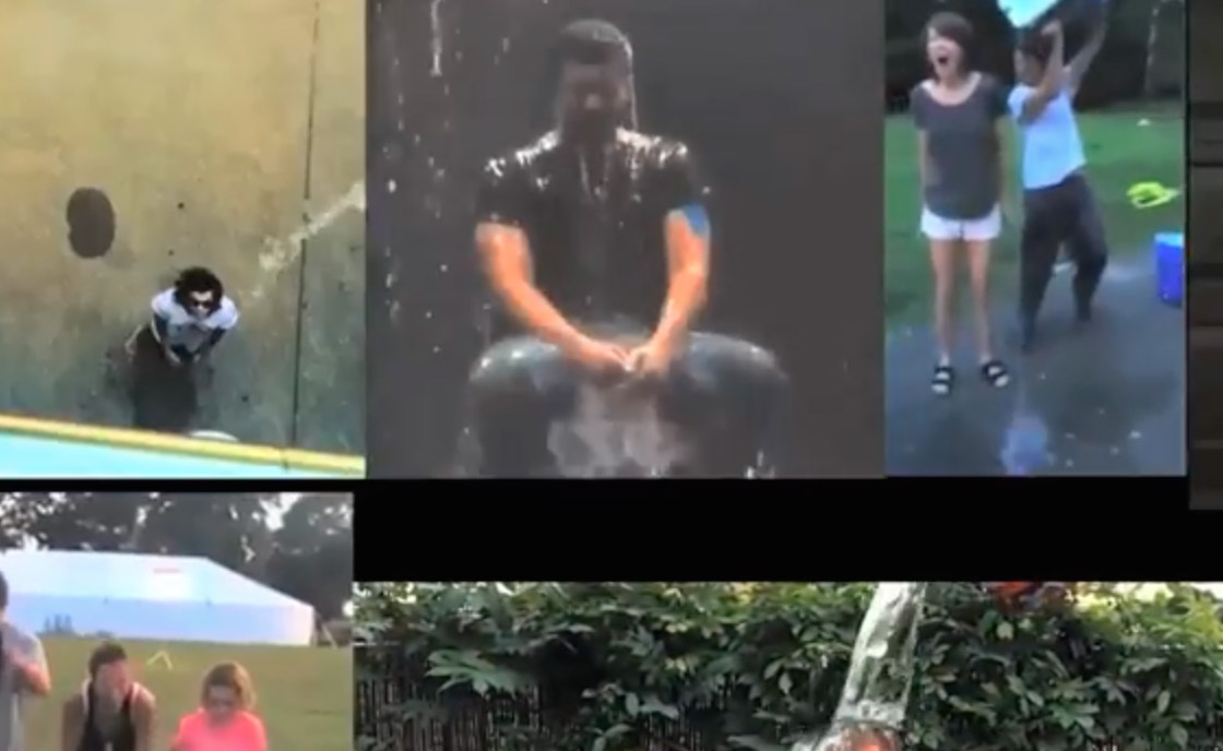 ALS Ice Bucket Challenge Two Years On