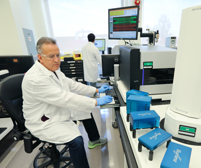 New Service Helps Genotyping Labs Grow and Scale