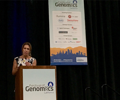 San Diego Welcomes Festival of Genomics