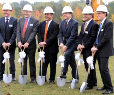 VIDEO: Illumina Breaks Ground in UK