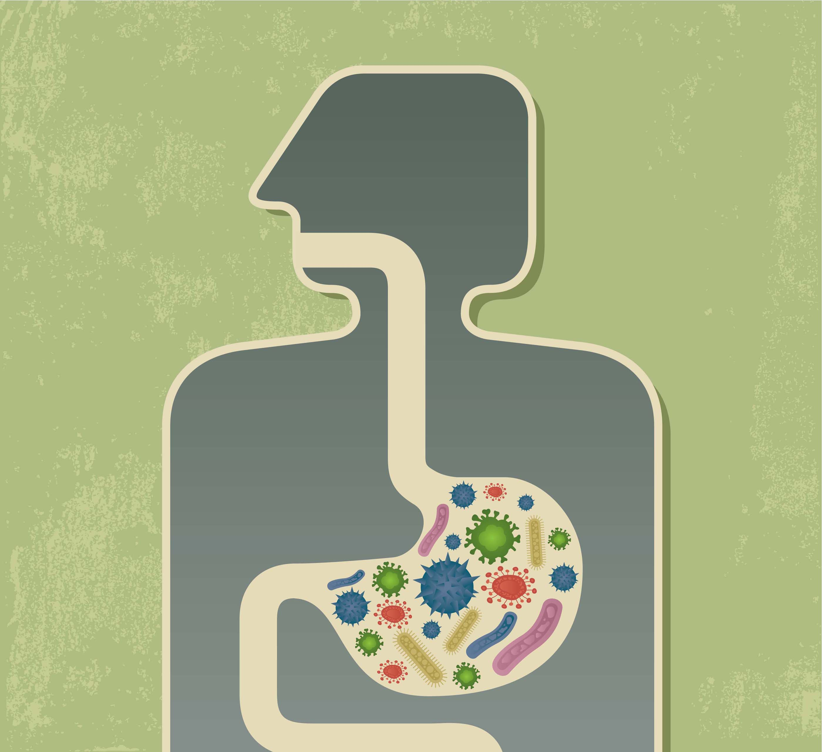 DNA Sequencing Used to Study Changes in Gut Microbiome