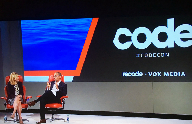 CEO Francis deSouza's Conversation at CodeCon