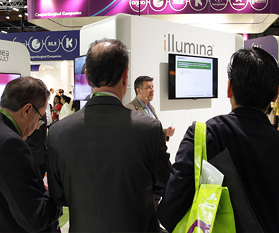 VIDEO: Illumina at ESHRE 2016