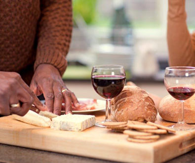 Microbes Matter in Wine and Cheese