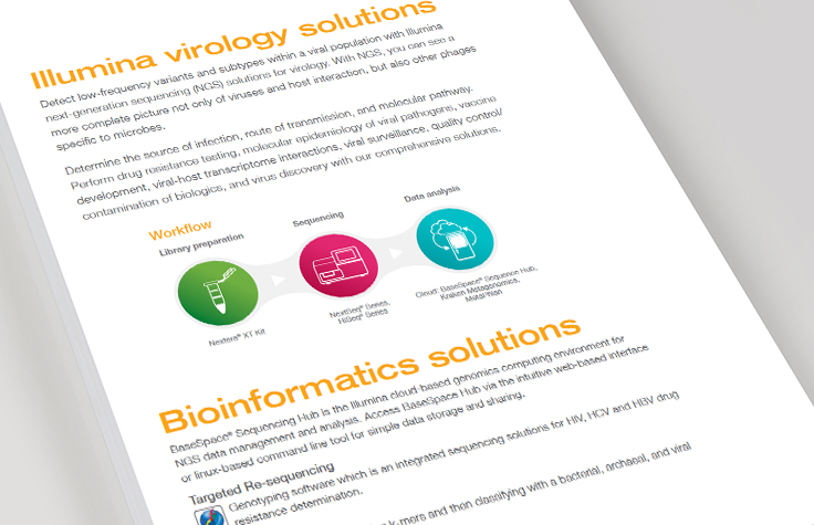 Illumina NGS Virology Solutions