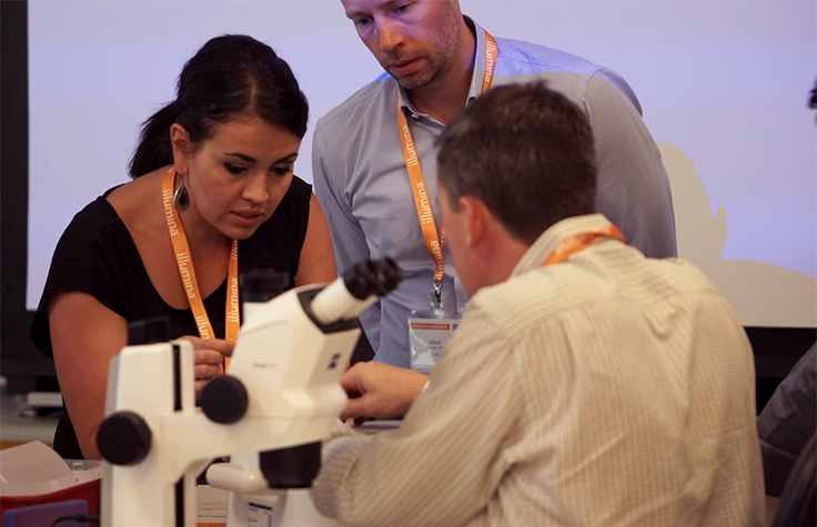 Equipping the Next Generation of Embryologists | Illumina Video