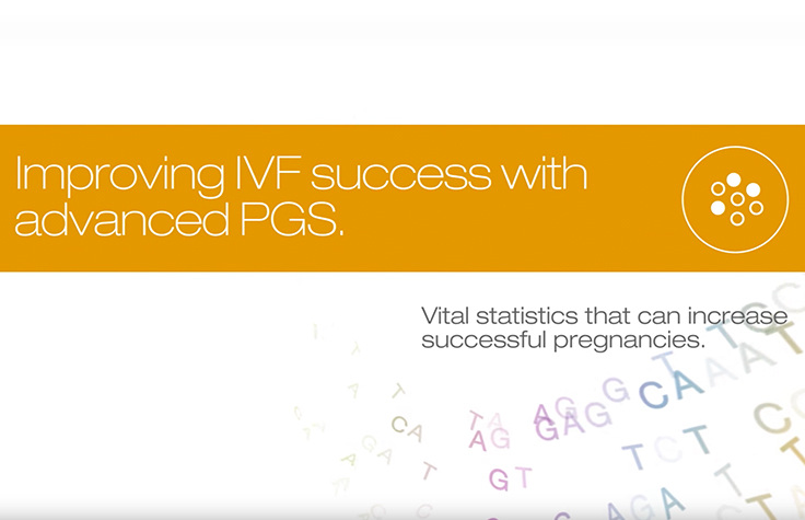 Improving IVF success with advanced PGS