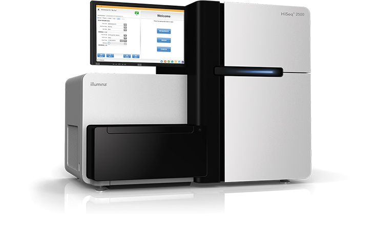 HiSeq Control Software