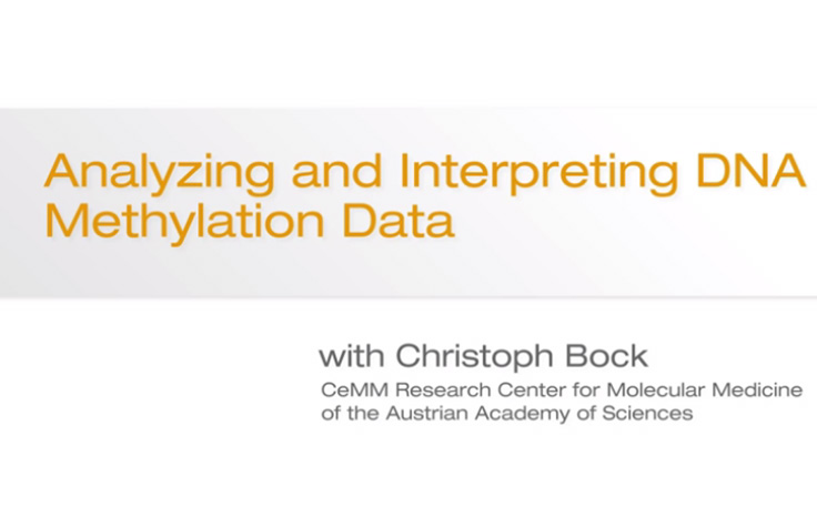 Analyzing and Interpreting DNA Methylation Data