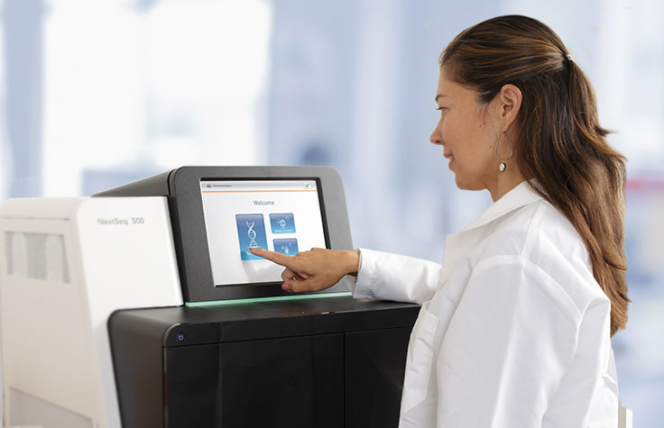 NextSeq 550 System