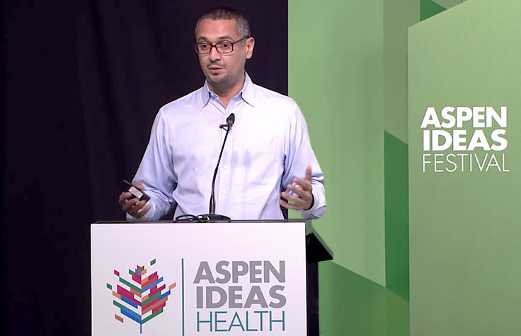 CEO Francis deSouza Speaks at Aspen Ideas: Health