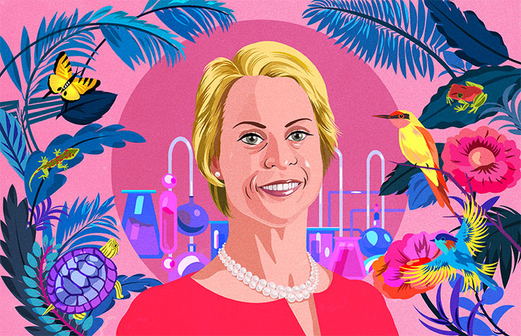 Interview with Nobel Laureate, Dr Frances Arnold