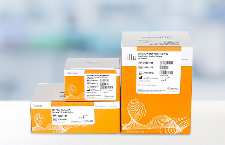 Library Prep Kit Selector: Illumina DNA PCR-Free